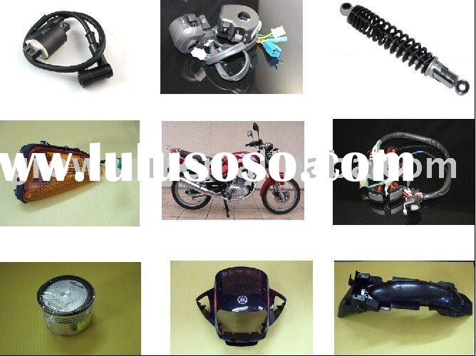 Motorcycle parts for YBR125