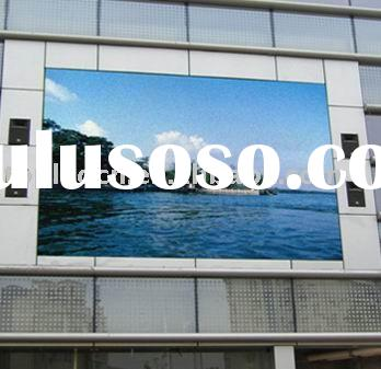 P20  outdoor Advertising  LED displays