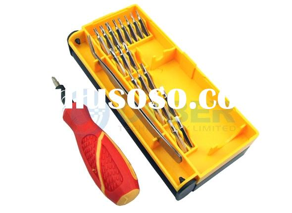 Repair Tool  Bits Screwdriver set