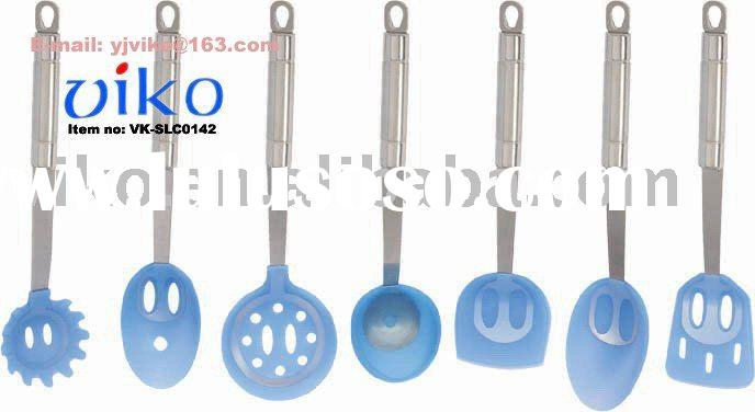 Silicone kitchen accessories