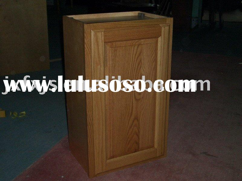 Solid wood kitchen cabinet-Red Oak
