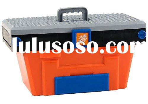 ToyRus Tools set Home Depot Truck Bed Toolbox