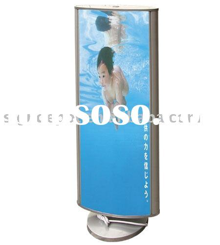 WELDON light box,rotating light box,display light box