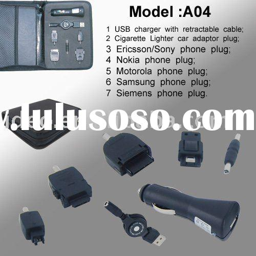laptop usb tool set,computer kit with car charger
