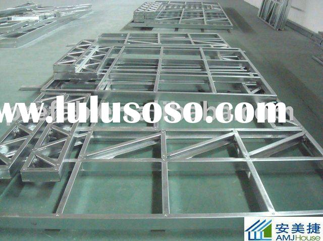 light steel frame for prefab house