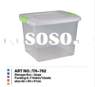 plastic storage box,plastic clothe container,plastic storage case