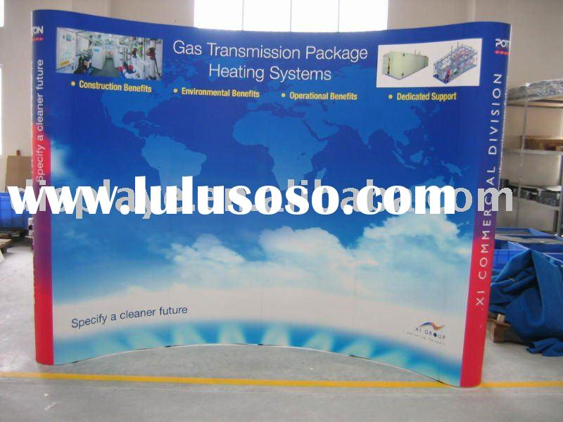 pop up display/portable advertising equipment