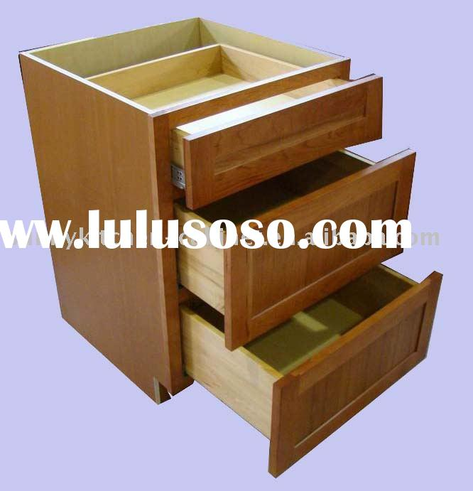RUBBERWOOD BATHROOM CABINET (BC-024) - CHINA SOLID WOOD BATHROOM
