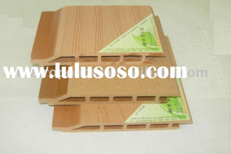 wpc building finishing materials