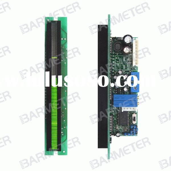 101segment 90mm LED bargraph green