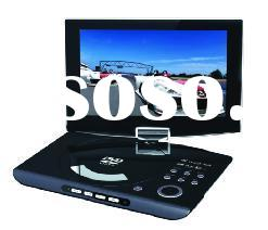 "9"" Digital LCD TV FM  Game RMVB portable DVD player SF-D8089B"