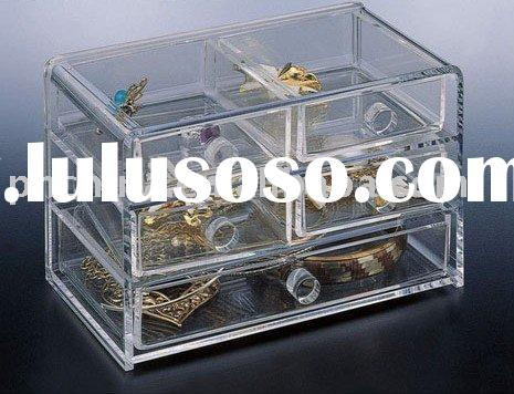 Acrylic Jewelry Display cases, acrylic jewellery display Stands LY-5567