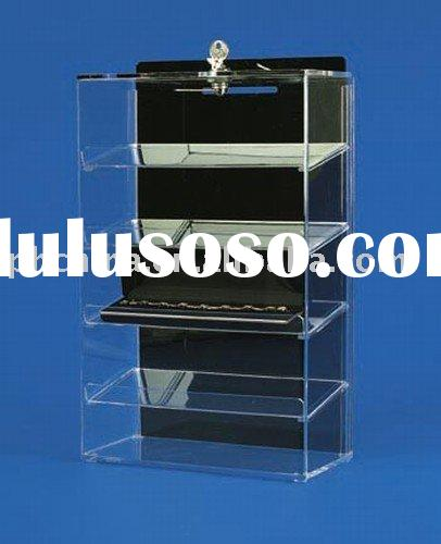 Acrylic Showcases, Display Cases, Locking cases