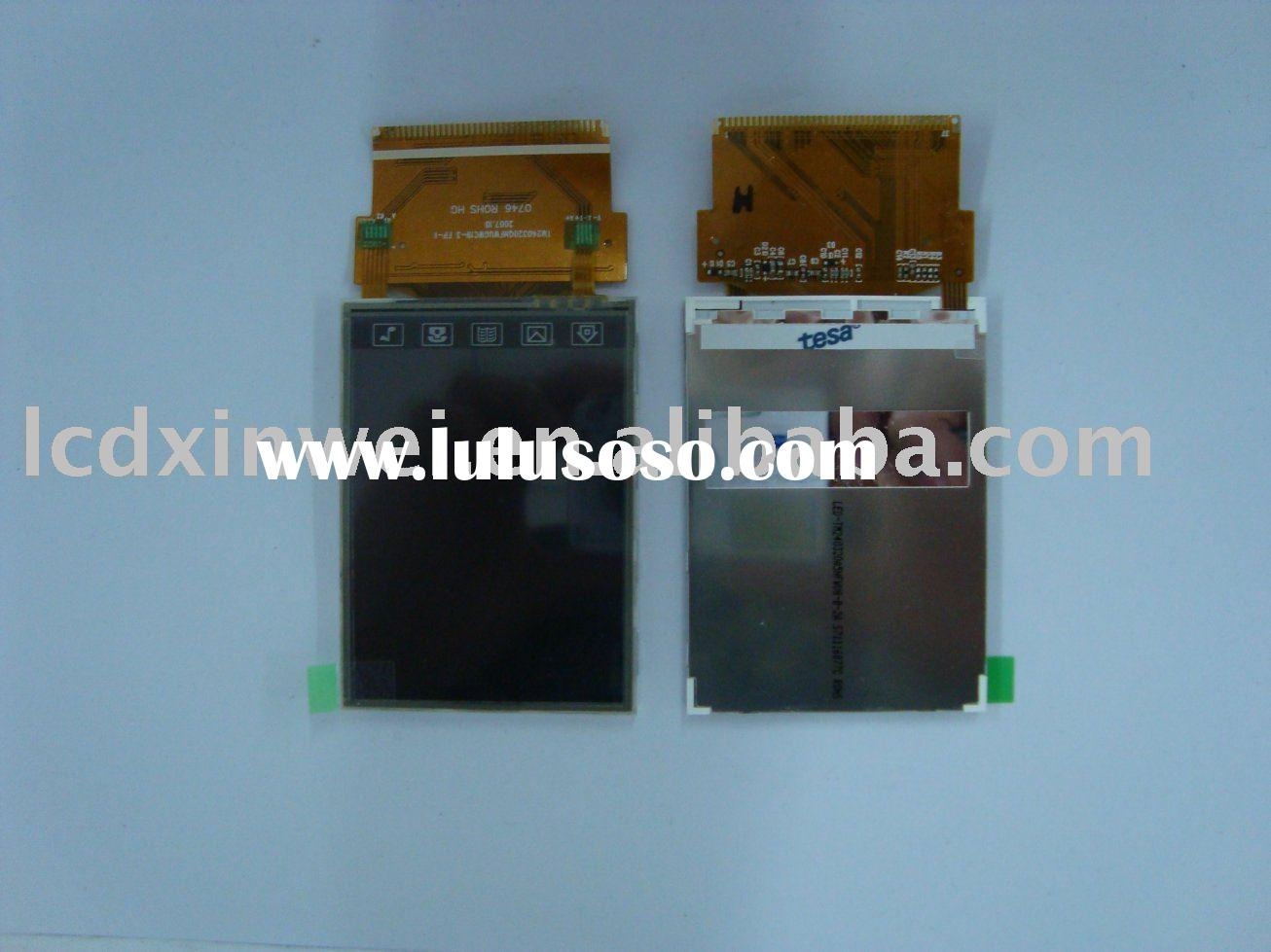 China  cell phone LCD display screen for TM240320