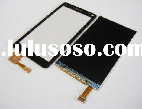 LCD Display+Touch Screen For Nokia N8