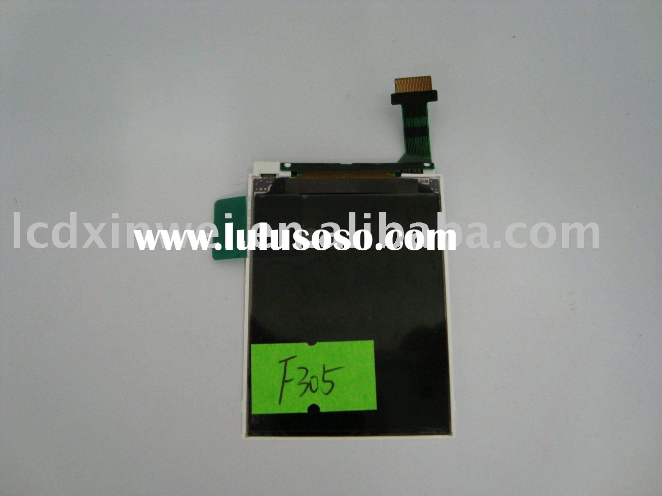 Mobile spare parts for Sony Ericsson F305 lcd display