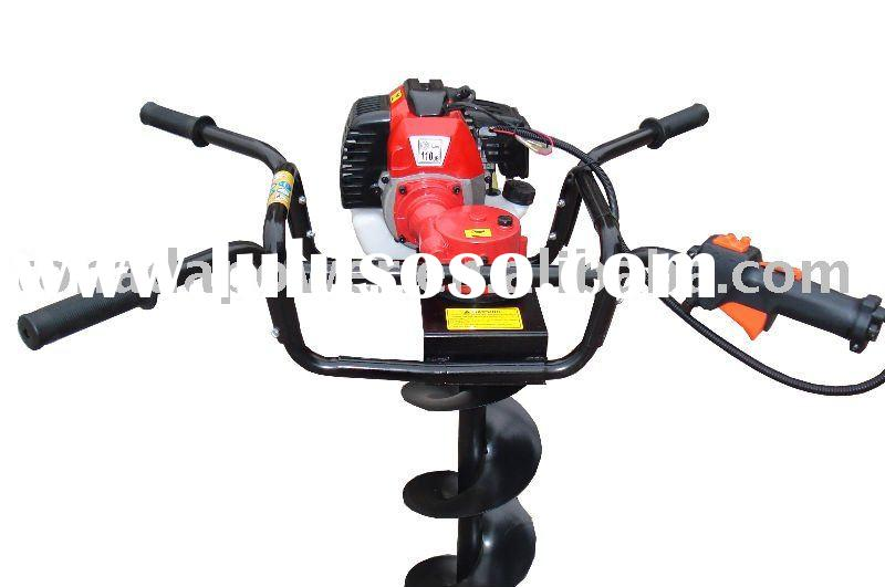 Portable Hole Digger, Portable Hole Digging Drill,Gas Powered earth auger, Earth Auger, Portable Gro