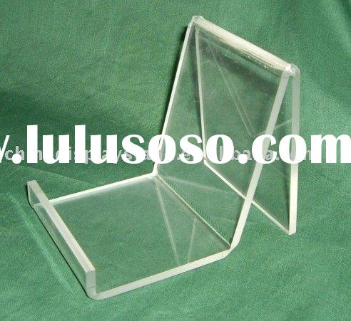 acrylic plate display stands