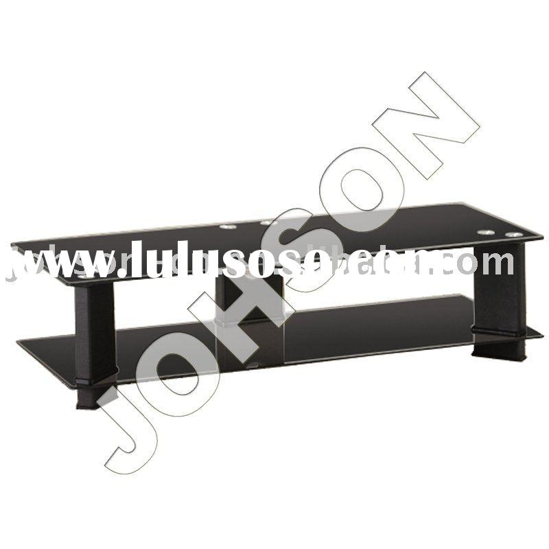 glass lcd tv stands