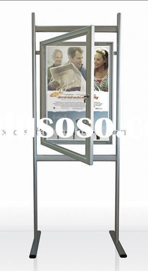 poster display stand poster board poster display rack