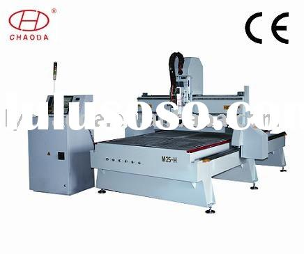 CNC router With Auto-matic Tool Changer