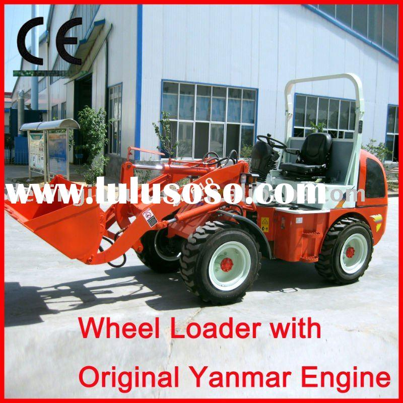 Construction Equipments Wheel Loader for Sale