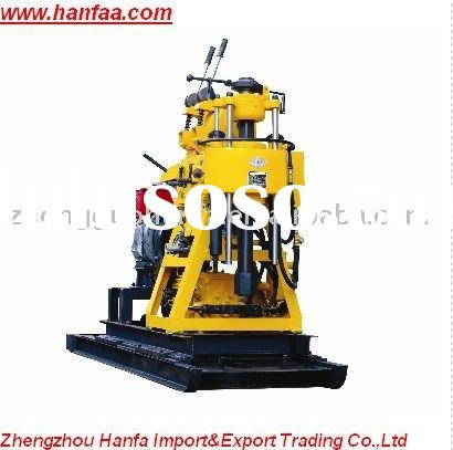 HF-150 Drilling a Shallow Well Machines