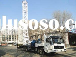 ISO deep     well drilling machine