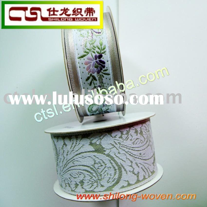 Jacquard Ribbon /Satin Ribbon/Elastic Ribbon