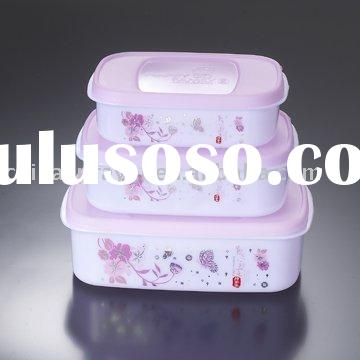 Microwave Plastic Container