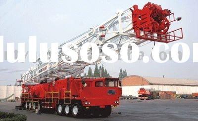 drilling rigs/oil well drilling rigs/drilling equipments