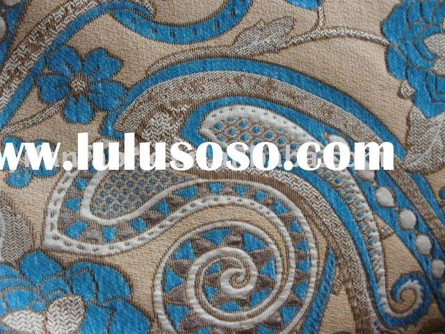 upholstery fabric;jacquard chenille upholstery fabric;chenille jacquard upholstery fabric