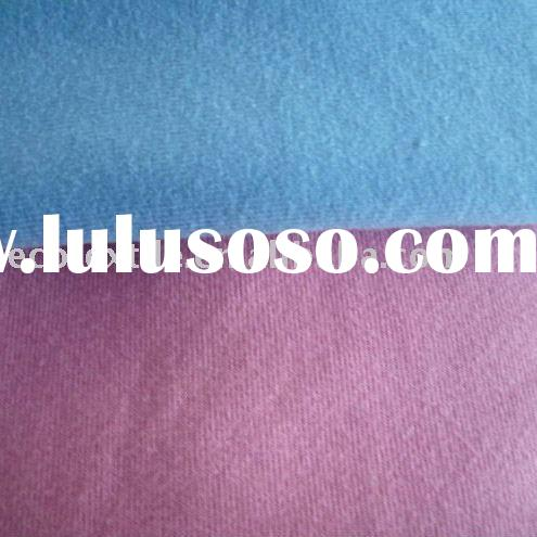 100% organic cotton interlock fabric