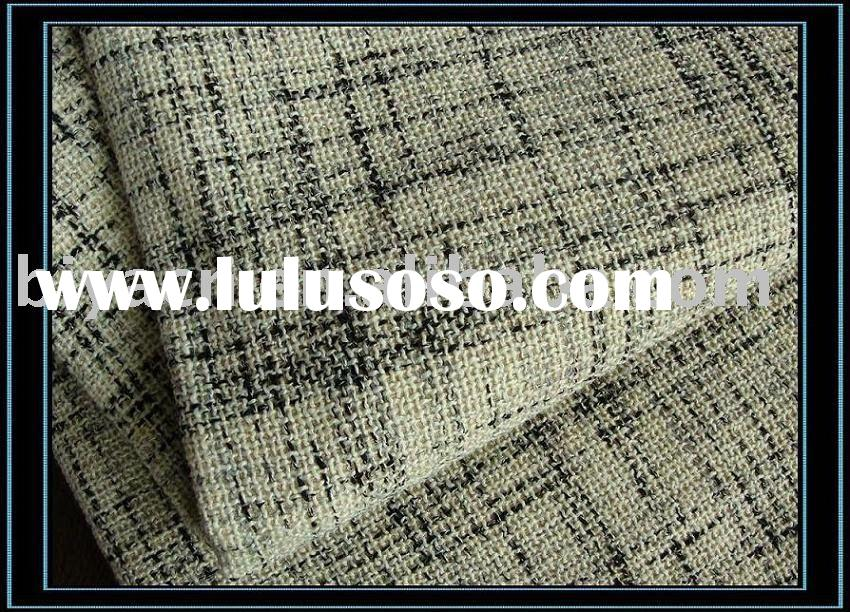 Cotton Solid Wholesale Upholstery Fabric/Textile