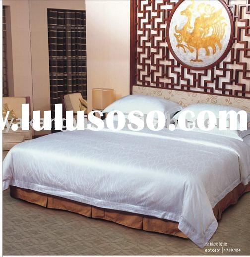 High Quality Jacquard Hotel Linen/Hotel Bedding Set