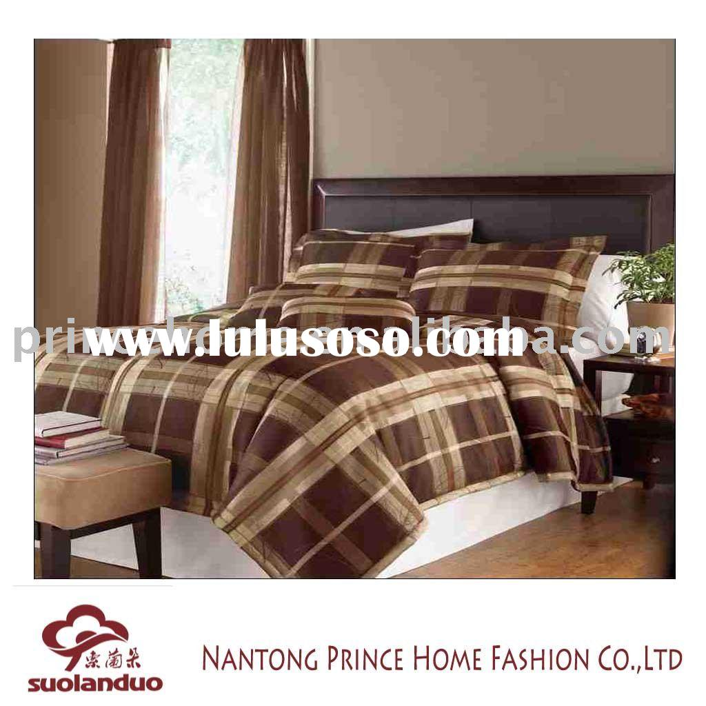 Jacquard comforter set/bedding set/bedding/comforter