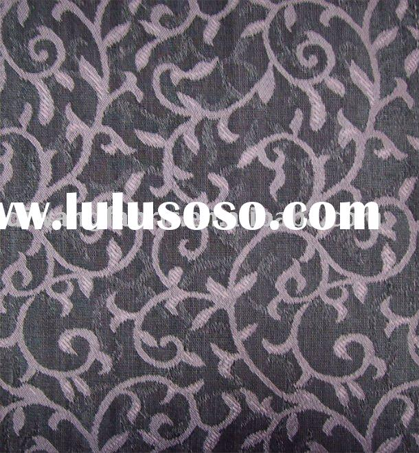 Jacquard yarn-dye curtain fabric