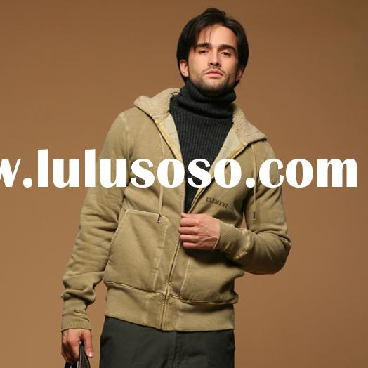 Men's Fashion Brand Washed Jackets(WKM-08009)