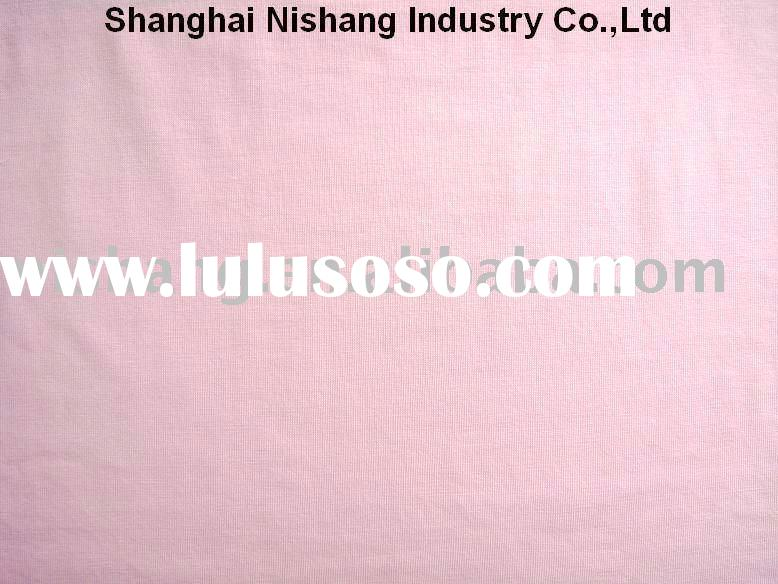 PC100AH 95%Pima cotton/5%spandex Jersey Fabric