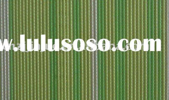 PVC mesh fabric for outdoor furniture use curtain carpet beach bed chair