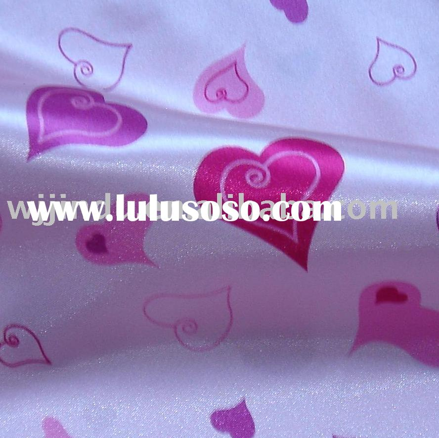 Poly Satin & Charmeuse Fabric
