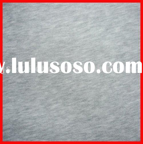 Poly+Wool SPUN Poly Jacquard Interlock Knitting Fabric(B61108)