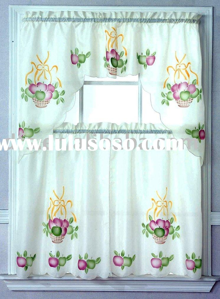 Discount Kitchen Curtains Sets Search Results - Find cheap prices