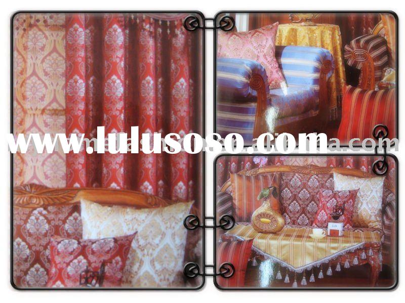 cheap polyester curtain fabric