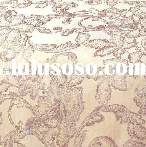 cotton jacquard bedding fabric patterns