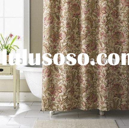 clear vinyl shower curtains with designs, clear vinyl shower ...