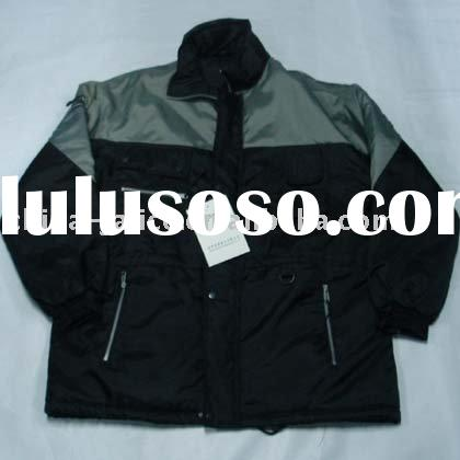 mens winter jacket, sports jacket, winter coat,padded jacket--NM0013