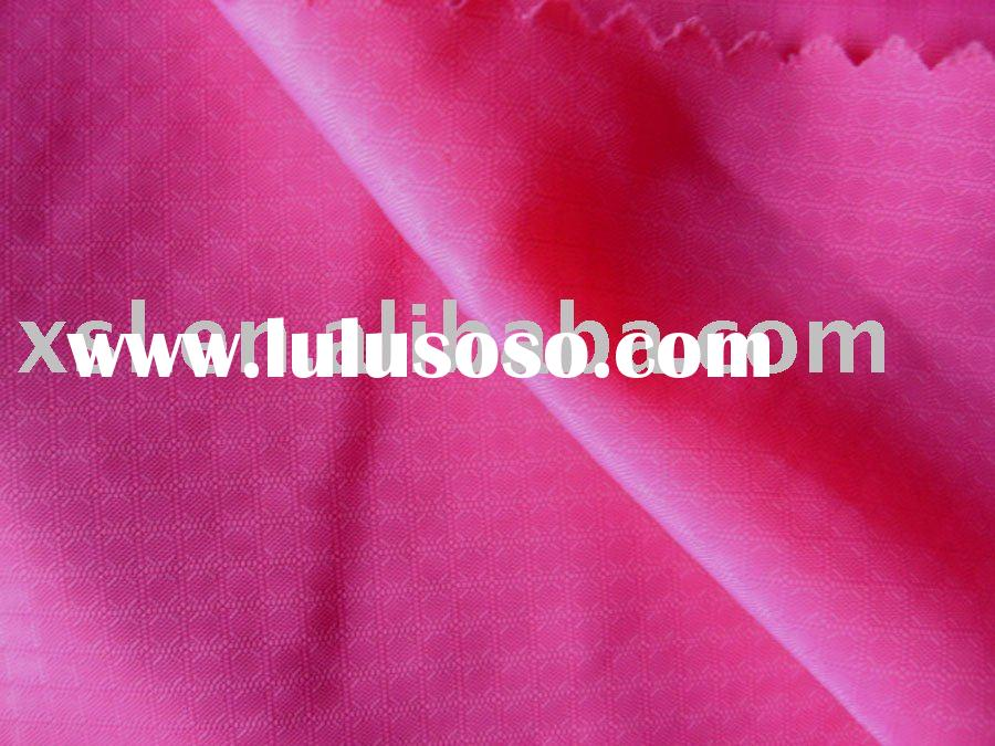 nylon jacquard fabric / down wear fabric / textile