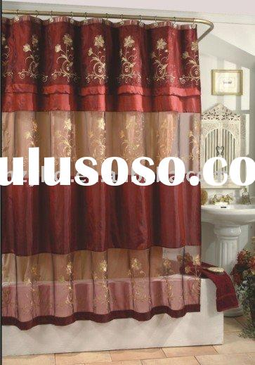Shower Curtains Valance | Fresh Furniture