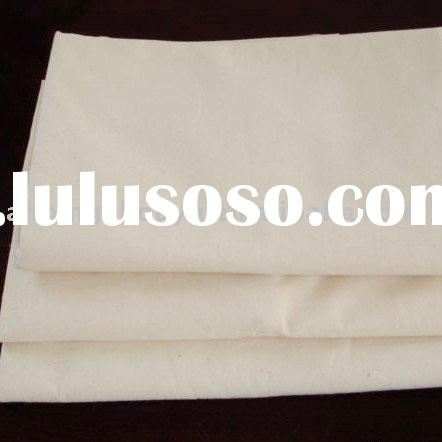 polyester + cotton fabric (factory)